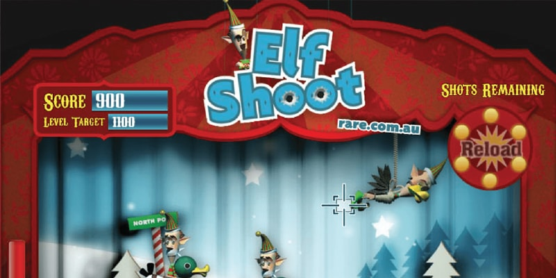 Project - Elf Shoot
