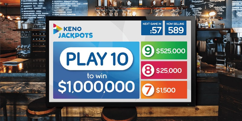 Project - Keno - Tabcorp